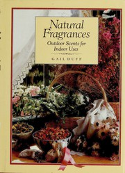 Cover of: Natural fragrances