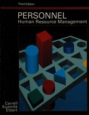 Cover of: Personnel