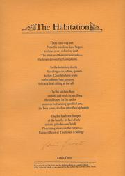 Cover of: The habitation