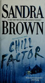 Cover of: Chill Factor: A Novel