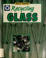 Cover of: Recycling glass