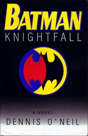 Cover of: Batman: Knightfall