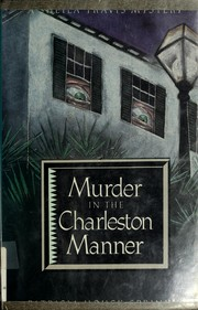 Cover of: Murder in the Charleston manner