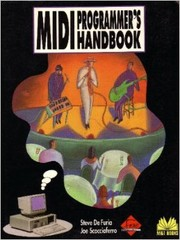 Cover of: The MIDI programmer's handbook
