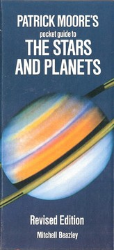 Cover of: Patrick Moore's pocket guide to the stars and planets