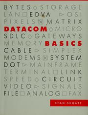 Cover of: Datacom basics