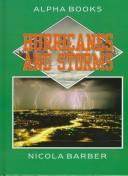 Cover of: Hurricanes and storms