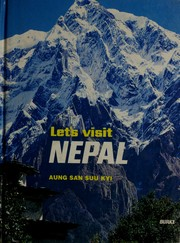 Cover of: Let's visitNepal