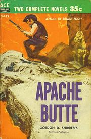 Cover of: Apache Butte