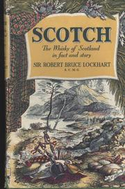 Cover of: Scotch: the whisky of Scotland in fact and story