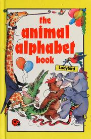 Cover of: The animal alphabet book