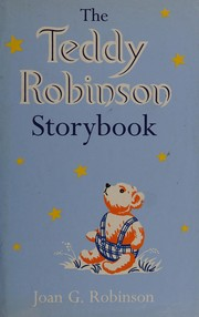 Cover of: The Teddy Robinson storybook