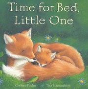 Cover of: Time for bed, little one