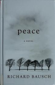 Cover of: Peace: a novel