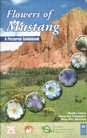 Cover of: Flowers of Mustang