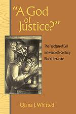 "Cover of: ""A  god of justice?"""