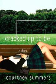 Cover of: Cracked up to be