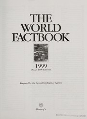 Cover of: The World factbook