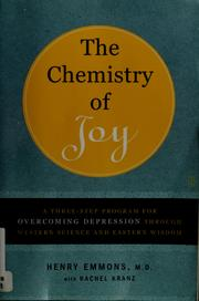 Cover of: The chemistry of joy