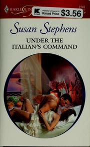 Cover of: Under the Italian's command