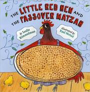 Cover of: The Little Red Hen and the Passover matzah