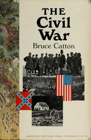 Cover of: The Civil War