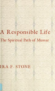 Cover of: A responsible life