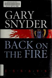 Cover of: Back on the fire