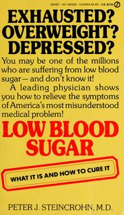 Cover of: Low blood sugar