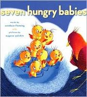 Cover of: Seven hungry babies
