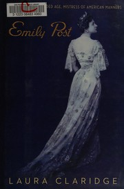 Cover of: Emily Post