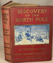 Cover of: Discovery of the North Pole