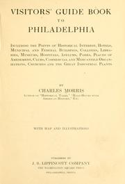 Cover of: Visitors' guide book to Philadelphia ..
