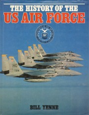 Cover of: The history of the US Air Force