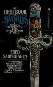 Cover of: First Book of Swords
