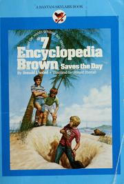 Cover of: Encyclopedia Brown Saves the Day