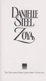 Cover of: Zoya