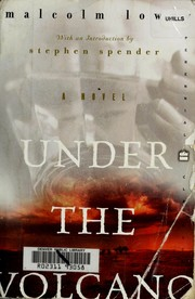 Cover of: Under the Volcano
