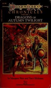Cover of: Dragonlance chronicles