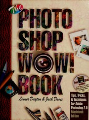 Cover of: The photo shop wow! book