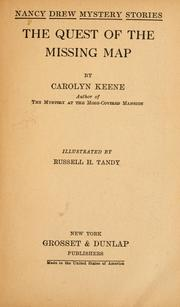 Cover of: The Quest of the Missing Map