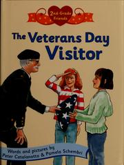 Cover of: The Veteran's Day visitor