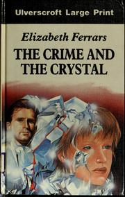 Cover of: The crime and the crystal