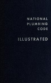 Cover of: National plumbing code