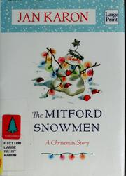 Cover of: The Mitford snowmen: a Christmas story