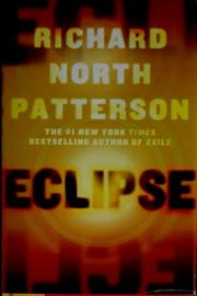 Cover of: Eclipse: a novel