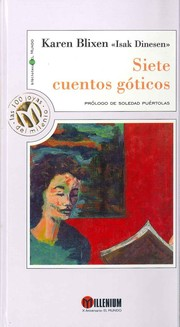 Cover of: Seven Gothic tales
