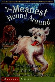 Cover of: The meanest hound around