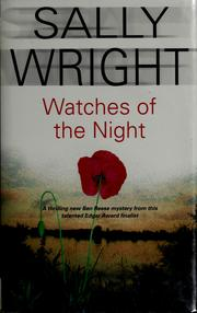 Cover of: Watches of the night