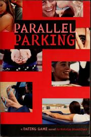 Cover of: Parallel parking: a dating game novel